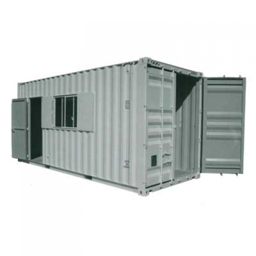 Storage Containers and Trailers