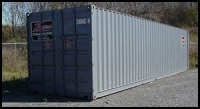Ground Level Storage Containers
