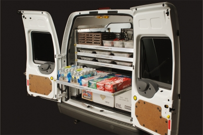 Dejana Katerack - Transit Connect Cargo Van - Catering Package