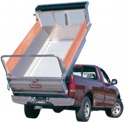 Truck Craft - Aluminum Dump Insert - Model TC-120 ULTRA